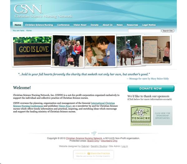 Christian Science Nursing Network