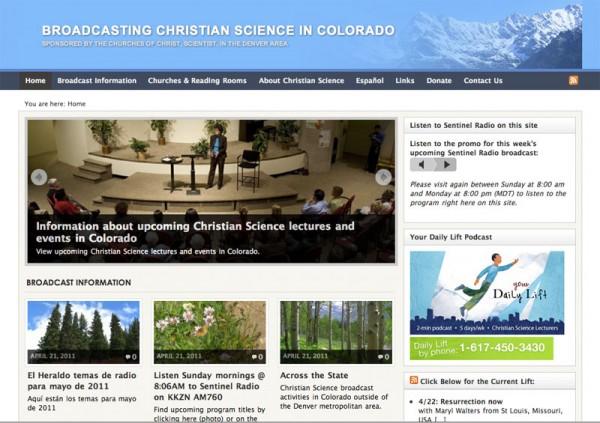Christian Science Colorado