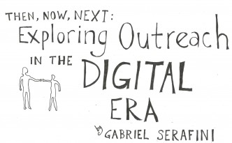 Then, Now, Next: Exploring Outreach in the Digital Era