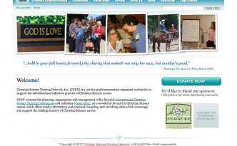 Christian Science Nursing Network