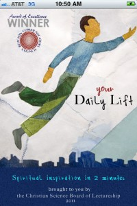 Your Daily Lift iPhone app