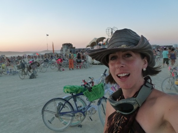 Christian Science at Burning Man