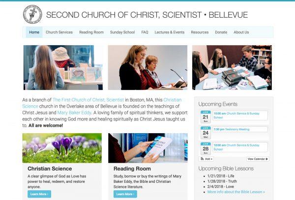 Second Church Bellevue