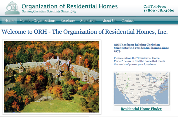 The Organization of Residential Homes, Inc