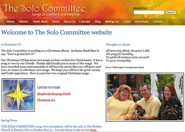 Solo Committee